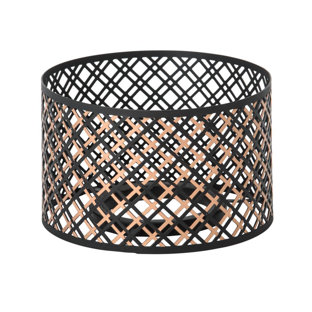 grand abat jour cylindrique pour grande et moyenne jarre yankee candle. Black Bedroom Furniture Sets. Home Design Ideas