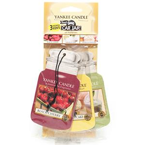 Yankee candle voiture