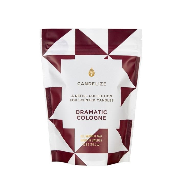 sachet candelize parfum dramatic cologne sur. Black Bedroom Furniture Sets. Home Design Ideas