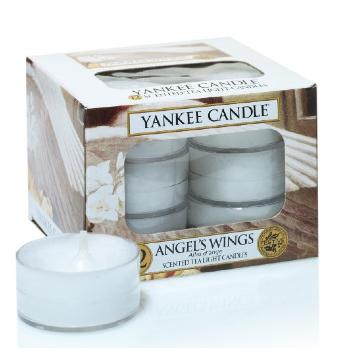 Boites De 12 Lumignons Angel's Wings / Ailes D'ange Yankee Candle