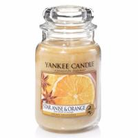 Grande Jarre Star Anise & Orange Yankee Candle