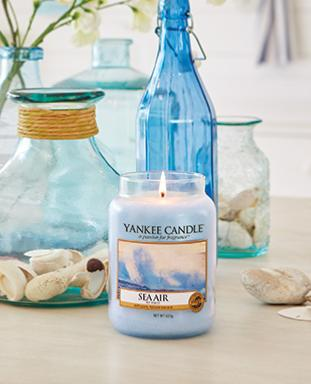 Sea air yankee candle