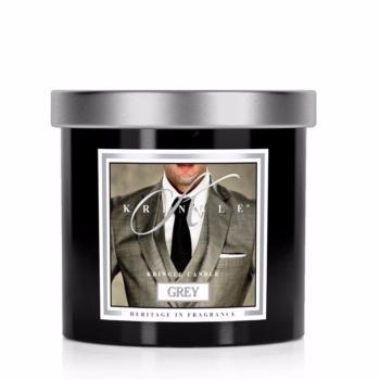 kringle bougie parfum e petit tumbler grey sur. Black Bedroom Furniture Sets. Home Design Ideas