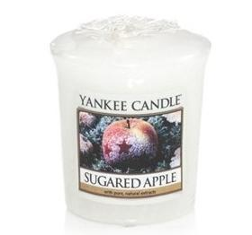 Votive Red Apple Wreath Yankee Candle