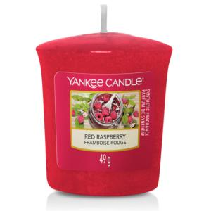Votive Red Raspberry / Framboise Yankee Candle