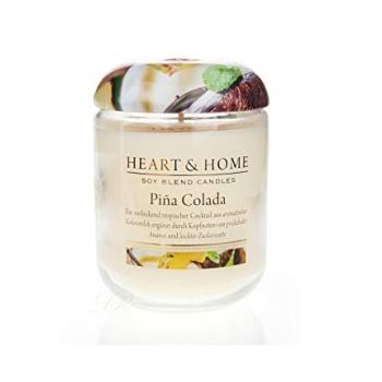 Petite Jarre Pina Colada Heart And Home
