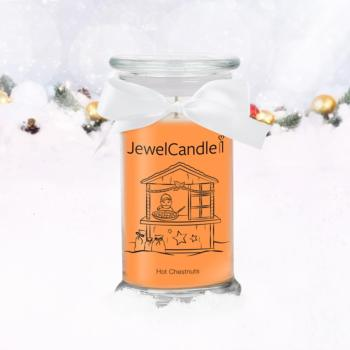 Bougie Hot Chestnuts ( Collier) Jewel Candle