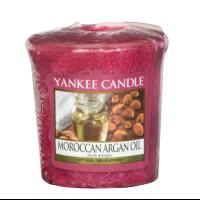 Votive Moroccan Argan Oil Yankee Candle