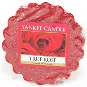 Tartelette True Rose / Rose Veritable Yankee Candle