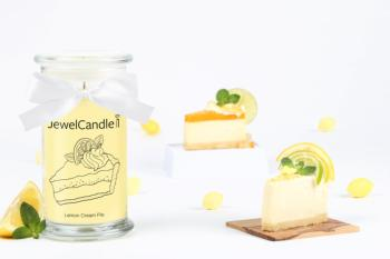 Bougie Lemon Cream Pie (Bracelet) Jewel Candle