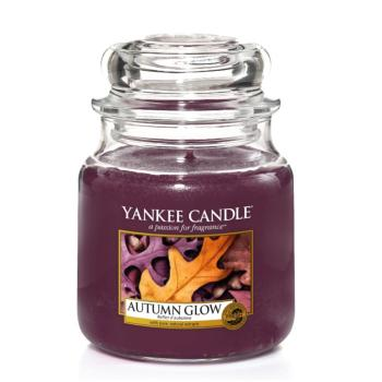 Moyenne Jarre Autumn Glow / Reflet D'automne Yankee Candle