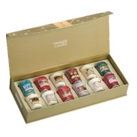 Coffret de 12 Bougies Votives Yankee Candle