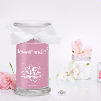 Iced Blossom (Bague Taille S) Jewel Candle