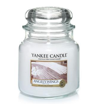Moyenne Jarre Angel's Wings / Ailes D'ange Yankee Candle