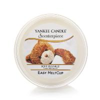 Easy Melt Cup Soft Blanket Yankee Candle