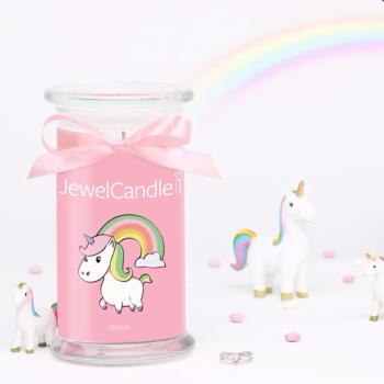 Unicorn Candle (Bague taille S)