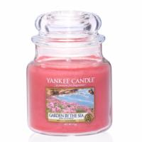 Moyenne Jarre Garden By The Sea / Jardin Du Littoral Yankee Candle