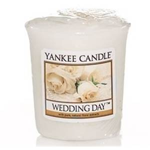 Votive Wedding Day / Jour De Noces Yankee Candle