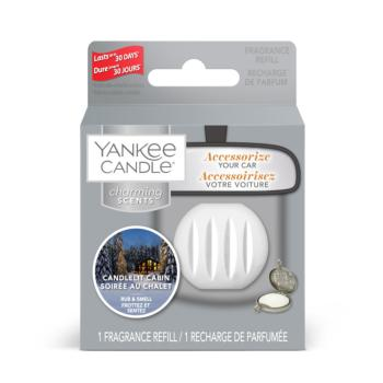 Recharge pour Starter kits parfum Candellit Cabin Yankee Candle