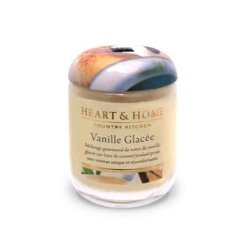 Petite Jarre Vanille Glacée Heart And Home