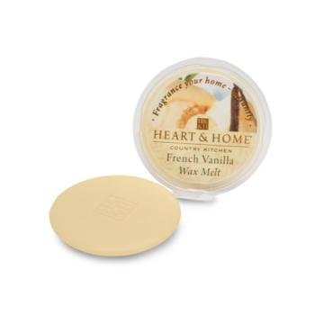 Galets De Cire Vanille Glacée Heart And Home