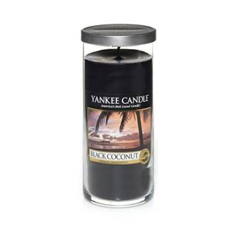 Grande Colonne Black Coconut Yankee Candle