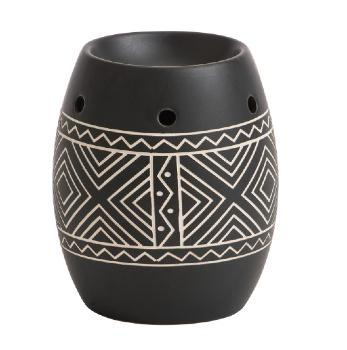 Bruleur african etched ceramic Yankee Candle