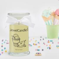 Pear Ice Cream (Bague Taille L) Jewel Candle