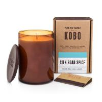 Bougie Kobo Woodblock Silk Road Spice 425g Kobo
