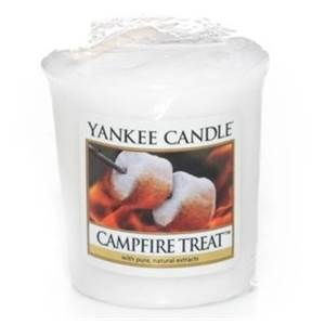 Votive Firesides Treats / Marshmallow Grilles Yankee Candle