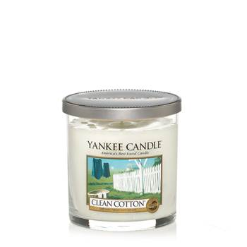 Petite Colonne Clean Cotton® Yankee Candle