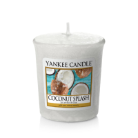 Votive Coconut Splash / Eau De Coco Yankee Candle