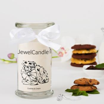 Cookies & Cream (Collier) Jewel Candle