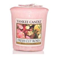 Votive Fresh Cut Roses / Roses Fraichement Coupées Yankee Candle