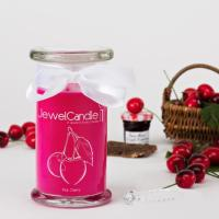 Pink Cherry (Collier) Jewel Candle