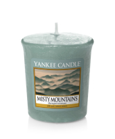Votive Misty Mountains Yankee Candle