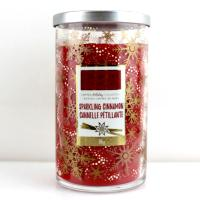Moyenne Colonne Sparkling Cinnamon Yankee Candle