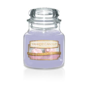 Petite Jarre Sweet Morning Rose / Douceur de rose Yankee Candle
