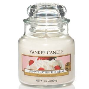Petite Jarre Strawberry Buttercream Yankee Candle