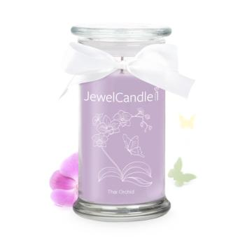 Bougie Thai Orchid ( Collier) Jewel Candle