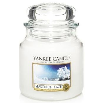 Moyenne Jarre Season of peace Yankee Candle