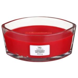 Bougie Ellipse Crimson Berries / Baies pourpres  Woodwick