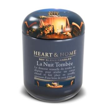Grande Jarre La nuit tombée Heart And Home