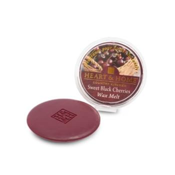 Galets De Cire Cerise Noire Gourmande Heart And Home