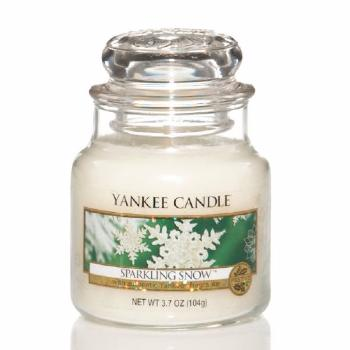 Petite Jarre Sparkling Snow Yankee Candle