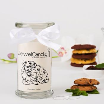Cookies & Cream / Cookies & Crème (Bracelet) Jewel Candle