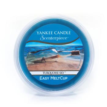 Easy melt cup turquoise sky