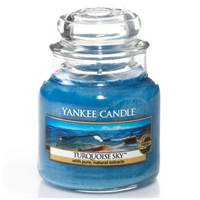 Petite Jarre Turquoise Sky / Ciel Turquoise Yankee Candle