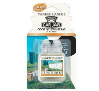 Ultimate Car Jar Clean Coton Yankee Candle