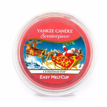 Easy Melt Cup Christmas Eve Yankee Candle